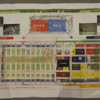豊洲市場案内図
