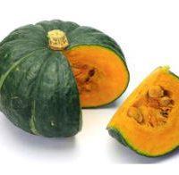 8月旬の青果物-かぼちゃ
